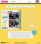 Family & Friends Cut Outs Paper - Bella Besties - Bella Blvd