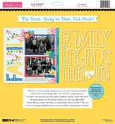 Family & Friends Cut Outs Paper - Bella Besties - Bella Blvd - PRE ORDER