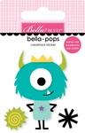 Little Monster Bella-pops - Bella Blvd