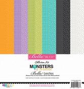 Monsters & Friends Bella Besties Cardstock Kit - Bella Blvd