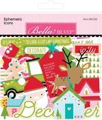 Fa La La Ephemera Icons - Bella Blvd