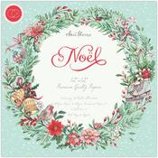 Noel 12 x 12 Paper Pad - Craft Consortium