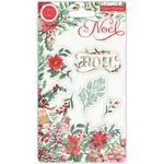 Flora Clear Stamps - Noel - Craft Consortium