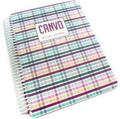 Flutters and Blooms Canvo Journal - Catherine Pooler