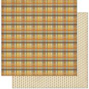 #5 Plaid Paper - Splendor - Authentique