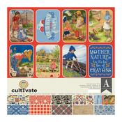 Cultivate 12x12 Collection Kit - Authentique