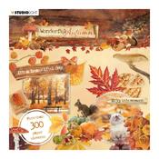 #664 Wonderful Autumn - Studio Light Paper Elements Set