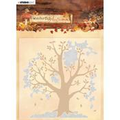 NR. 05 - Studio Light Wonderful Autumn Cutting & Embossing Folder