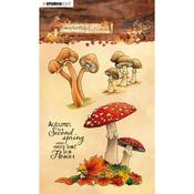 NR. 480 - Studio Light Wonderful Autumn Clear Stamps
