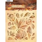 NR. 483 - Studio Light Wonderful Autumn Background Stamp