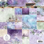 "Jenine's Mindful Art Time To Relax Paper Pad 6""X6"" - Studio Light - PRE ORDER"