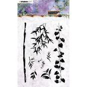 NR. 19 - Jenine's Mindful Art Time To Relax Clear Stamps - Studio Light - PRE ORDER
