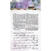 NR. 20 - Jenine's Mindful Art Time To Relax Clear Stamps - Studio Light - PRE ORDER
