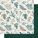 Christmas Pine Paper - Emerald Eve - KaiserCraft - PRE ORDER