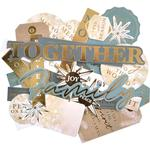 Emerald Eve Sentiment Collectables Cardstock Die-Cuts - KaiserCraft