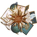Emerald Eve Collectables Cardstock Die-Cuts - KaiserCraft
