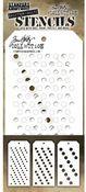 Shifter Multidots - Layered Stencil Set 3/Pkg - Tim Holtz
