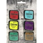 Set 2 - Tim Holtz Distress Enamel Collector Pins