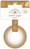 Happy Fall Washi Tape - Pumpkin Spice - Doodlebug