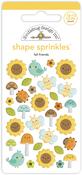 Fall Friends Shape Sprinkles - Doodlebug