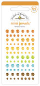 Fall Assortment Mini Jewels - Doodlebug