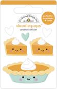 Pumpkin Pie Doodle-pops - Doodlebug