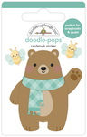Beary Cute Doodle-pops - Doodlebug