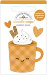 Pumpkin Spice Doodle-pops - Doodlebug