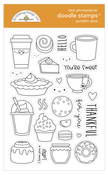 Pumpkin Spice Doodle Stamps - Doodlebug