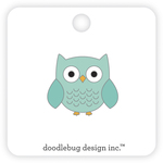 Owlbert Collectible Pin - Doodlebug