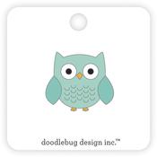 Owlbert Collectible Pin - Doodlebug