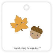 Fall Friends Collectible Pins - Doodlebug