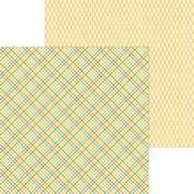 Tea Towel Paper - Pumpkin Spice - Doodlebug