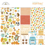 Pumpkin Spice Essentials Kit - Doodlebug