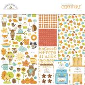Pumpkin Spice Essentials Kit - Doodlebug