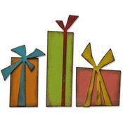 Gift Wrap Bigz Die by Tim Holtz - Sizzix