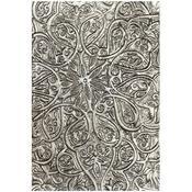 Engraved - Sizzix 3D Texture Fades Embossing Folder - Tim Holtz
