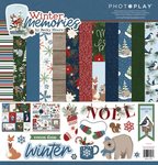 Winter Memories Collection Pack - Photoplay  - PRE ORDER