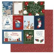 Greetings Paper - Winter Memories - Photoplay
