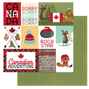 Sorry Paper - O Canada 2 - Photoplay  - PRE ORDER