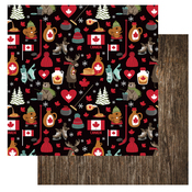 I Love Canada Paper - O Canada 2 - Photoplay  - PRE ORDER