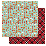 Pure Maple Syrup Paper - O Canada 2 - Photoplay  - PRE ORDER