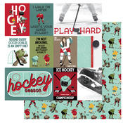 Play Hard Paper - The Hockey Life - Photoplay  - PRE ORDER