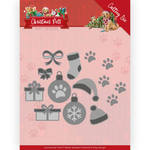 Christmas Decorations Dies - Christmas Pets - Find It Trading - PRE ORDER