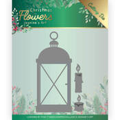 Christmas Lantern Dies - Christmas Flowers - Find It Trading