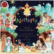 Nativity Double-Sided Paper Pad 12x12 - Craft Consortium  - Craft Consortium