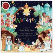 Nativity 6x6 Double-Sided Paper Pad - Craft Consortium  - Craft Consortium