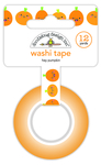 Hey Pumpkin Washi Tape - Doodlebug