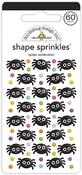 Spider Celebration Shape Sprinkles - Doodlebug