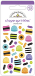 All Sorts Of Fun Shape Sprinkles - Doodlebug